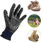 US Pets Dog Grooming Gloves Cleaning Hair Bath Gloves Brush Shower Grooming Tool
