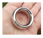C-Ring Glans Head/Shaft STAINLESS STEEL Donut Rings at Cock-a-Hoops - 16 Sizes!