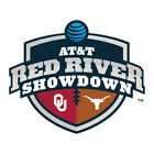 College Football - Texas Longhorns vs Oklahoma Sooners - 2 x Section 8 Tickets