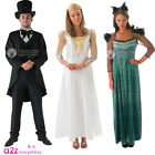 ADULT OZ THE GREAT AND POWERFUL DISNEY OSCAR GLINDA EVANORA FANCY DRESS COSTUME
