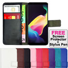 Leather Flip Case Wallet Stand Gel Cover For Oppo A57 A73 F5 R11S R11S Plus