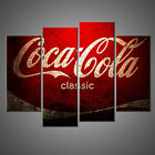 COCA COLA VINTAGE DESIGN CANVAS PRINT PICTURE WALL ART HOME DECOR FREE DELIVERY £37.63  on eBay
