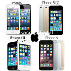 Apple iPhone 4S 5 5S 6 Smartphone 16GB 32GB 64GB Gold Silber Grau UNLOCKED TOPA+