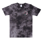 RIP N DIP WARRIOR T- SHIRT BLACK/WHITE TIE DYE
