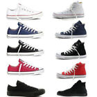 New ALL STARs Men's Chuck Taylor Ox Low High Top shoes casual Canvas Sneakers~~!