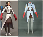 Newest Team Fortress 2 Medic White female Cosplay Costume