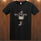 Alice in Chains check my brain tee Jerry Cantrell T-shirt S M L XL 2XL 3XL rock