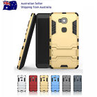 Hybrid Shockproof Rubber Armor Kickstand Hard Case Cover For Huawei Mate 9 /P10