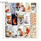 Fox lovely cute cover Back Hard Case for iPhone case 4s 5 5s