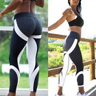 Sport Womens Compression Fitness Leggings Running Yoga Gym Hip Lift Pants GIFT