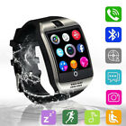 Bluetooth Touch Screen Q18 Smart Watch For Android mobiles Support Sim TF Card