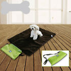 Soft Warm Pet Blanket Bed Mat Pad Cover Cushion Outdoor Travel Dog Mat Blanket