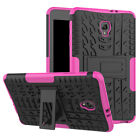 For Samsung Galaxy Tab S2 9.7 / S2 8.0 Tablet Armor Rugged Kickstand Case Cover