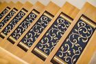 14 pcs - Non-Slip Quality Carpet Stair Treads, Stair Mats FREE SHIPPING