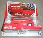 DISNY CARS Pixar MAURICE Wheelks Red Land Rover Palace Chaos