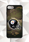 PITTSBURGH STEELERS LOGO 2 IPHONE 5 6 7 8 X PLUS (US SELLER) CASE FREE SHIPPING $14.95 USD on eBay