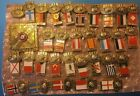 UEFA Youth Tournament 1984 set of 32 badges including 30 competing nations
