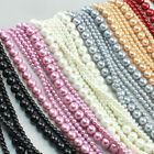 Multi-layer Pearl Necklace-Earrings Set, 6 colours