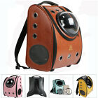 Pet Cat Puppy Dog Astronaut Comfort Carrier Sporty Soft-Sided Backpack Bubble