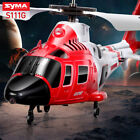 RC Helicopte SYMA S111G Attack Marines  Led Light 3CHannel  Easy Control new top