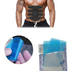 Hot Mens Trainer Substitute Accessories Gel Sheet For Muscle Stimulator 20 PCS image