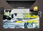 3d Abstract Painting 83 Non-slip Office Desk Mouse Mat Game Carly