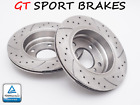 GT BRAKE ROTORS FRONT GT1639 OPEL ASTRA H HB WAGON GTC TWINTOP 2004 2005- Ø280