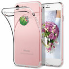 Transparent Soft Silicon Shockproof Case For iphone 7 7P Case Ultra thin Cover