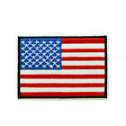 Nation Flag Patch Sewing Embroidered Sew Garment Sticker Patches Art Craft 9*6CM