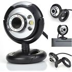Lot Night Vision USB 6 LED Camera Webcam plus MSN, ICQ For PC Laptop Computer BE