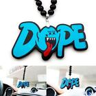 Mario Ghost Dope Car Rearview Mirror Hanging Charm Dangling Ornament Pendant