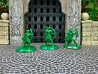 Elf Rangers Arena of the Planeswalkers Base D&D RPG minis archer hunter 32 mm