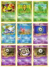 Japanese Pokemon Cards Neo Discovery Uncommons (CHOOSE CARD)