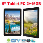 """9'' Tablet PC Android 4.4 Quad-Core 16GB 9"""" Inch HD WIFI  3G Phablet US Stock"""