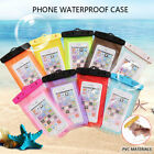 Universal Waterproof Underwater Phone Case Dry Bag Pouch For All Smartphones