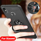 SHOCKPROOF Ring Stand Cover For Xiaomi Redmi 4X Note 5 Pro Mi 6 8 SE Phone Case $3.6 USD on eBay