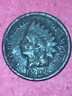 1892 Philadelphia 1C Indianhead Penny! Circulated Very Fine L@@k!! 95 % Copper!
