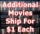 transformers animated movies list - Disney/Family/Horror/More A - G Blu-Ray movie list! 1st ships for $3, 2nd+ $1ea!