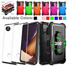 For Samsung Galaxy Note 3 Case Screen Protector Shockproof Hybrid Cover Holster