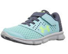 Under Armour Girls' GPS Rave RN AC Running Shoes 12K/2Y