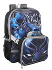 Внешний вид - Black Panther Backpack with Insulated Lunchbox