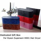 Highgrade Leather Fine Storage Case Gift Box for Dyson Super