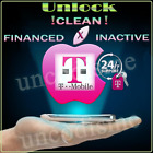 T-Mobile USA Unlock Official Service CLEAN IMEI Financed Inactive Apple iPhone X