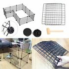 Multi-function Storage Tool Pet Playpen Fence Kennel Dog Cage Enclosure Yard