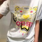BNWT 100% AUTHENTIC KENZO 'Print 'Tiger T-shirt White S,M,L