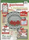 PARCHMENT CRAFT magazines christmas projects / white work special edition