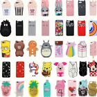 Cartoon 3D Bear Soft Silicone Back Phone Cute Case Cover For iPhone 6G 6S + Plus