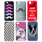 Cute Vivid Colorful Rigid Back Case Cover For Apple iPhone 4/s 5/5s