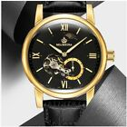 Fashion Men's Automatic Mechanical Watches Moon Phase Dial Self Wind WristwatchWristwatches - 31387