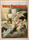Photo Print Vintage Poster: Stage Theatre Turn Of Century Uncle Toms Cabin 05
